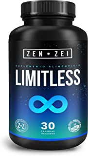ZEN•ZEI | LIMITLESS BRAIN - Suplemento Herbal 100% Natural