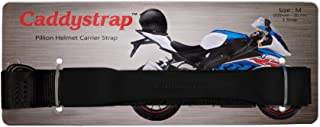Caddystrap motorcycle helmet carrier strap
