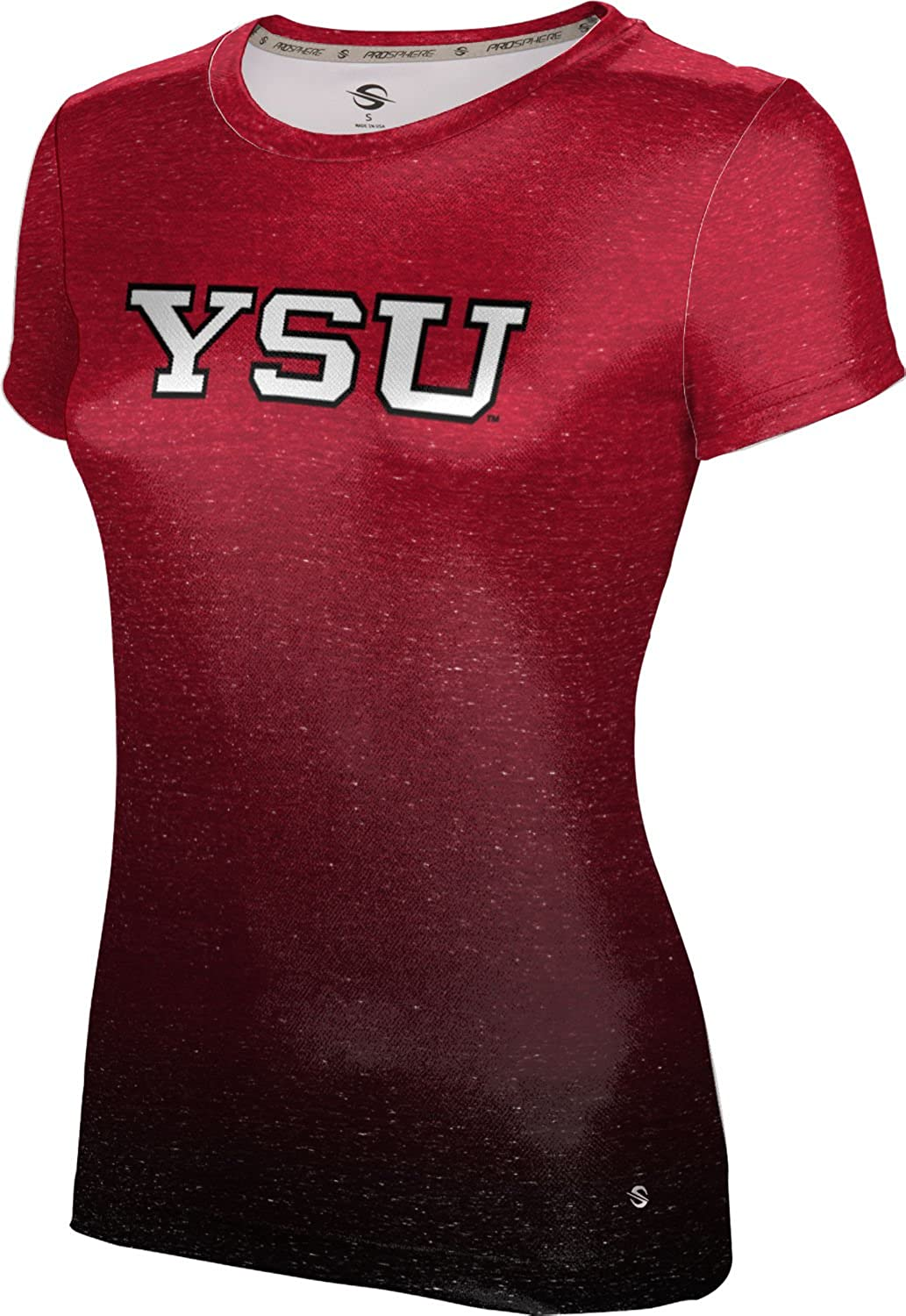ProSphere Youngstown State University Girls' Performance T-Shirt (Gradient)