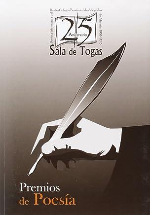 XXV Aniversario Sala de Togas : premios de poesía