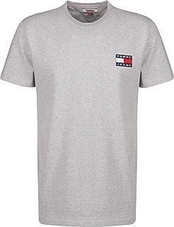 Tommy Jeans Men's Tjm Tommy Badge T-Shirt