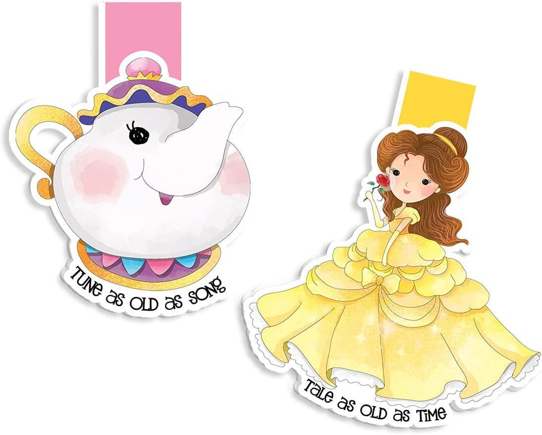 Reservation Fairytales and Princesses Many popular brands Magnetic Bookmark Marke Planner Page