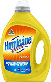 Hurricane Laundry Liquid, Lemon, 2000ml (2601950)