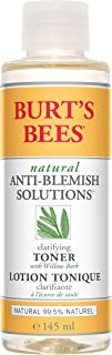 Burt's Bees Acne Solutions Clarifying Toner 5 oz (Pack of 3)