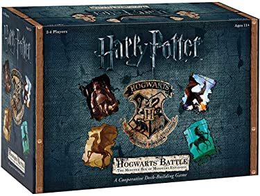 USAOPOLY Hogwarts Battle - The Monster Box of Monsters Expansion Card Game