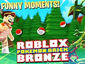 Clip: Roblox Pokemon Brick Bronze (Funny Moments)