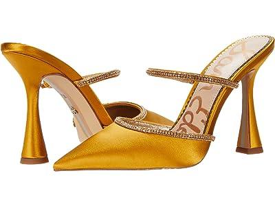 Sam Edelman Aspen Mule Pump (Golden Yellow) Women
