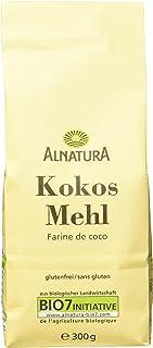 Alnatura Bio Kokosmehl, glutenfrei, 6er Pack 6 x 300 g