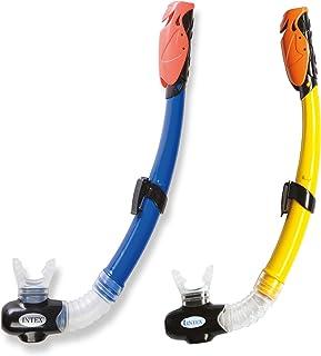 Intex Snorkel Flo Jr Hyper Snorkels Assorted Colors, 55923