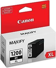 Canon PGI-1200XL Pigment Black Ink Tank Compatible to MB2120, MB2720, B2020, MB2320