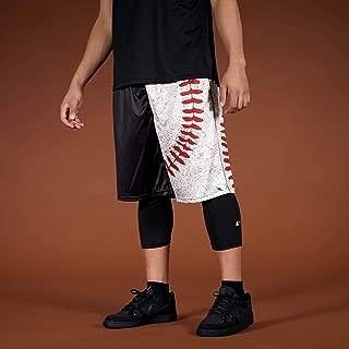 SLEEFS Old Baseball Shorts