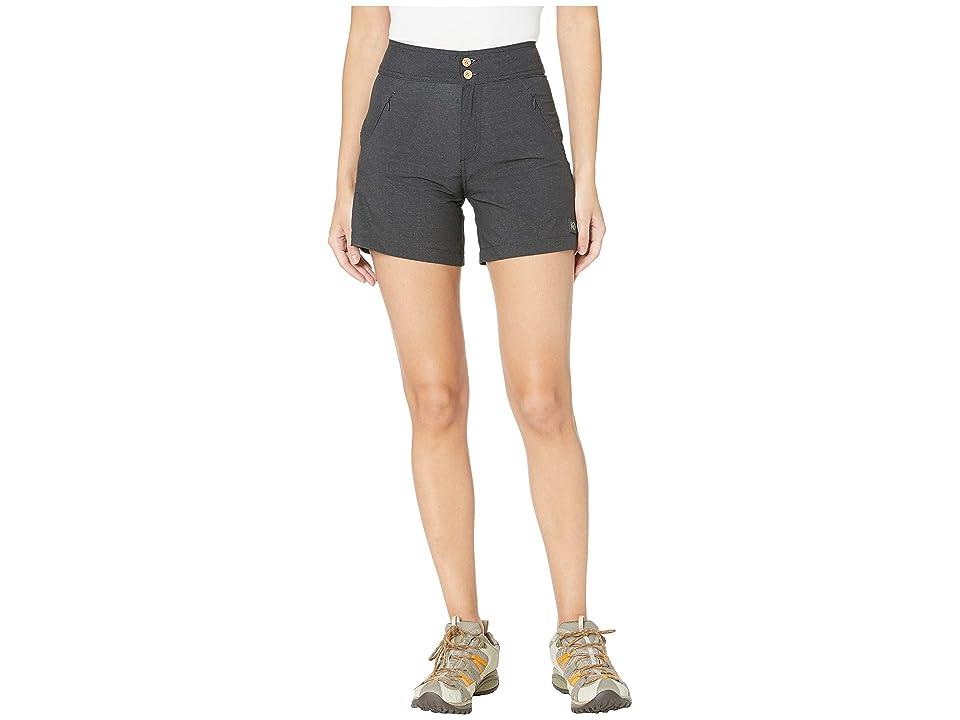 tentree Destination Shorts (Meteorite) Women