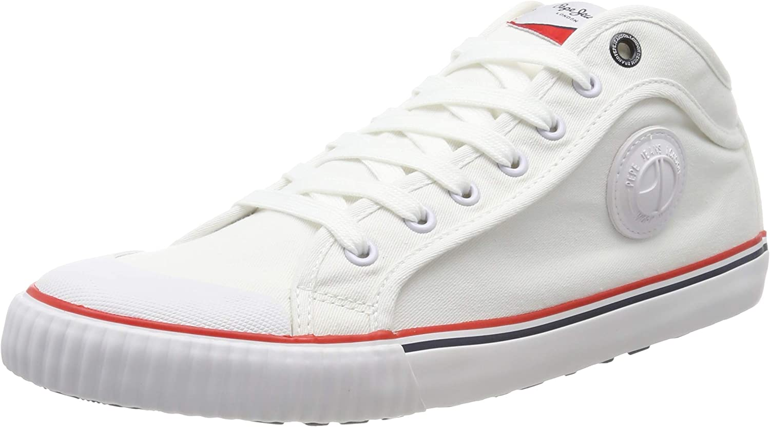 Pepe Jeans Men's Industry Basic Trainers