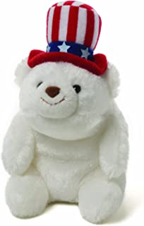 GUND Snuffles Dressed As Uncle Sam Plush