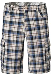 volume grand vente chaude haut de gamme pas cher Amazon.fr : Bermuda Carreaux - Homme : Vêtements