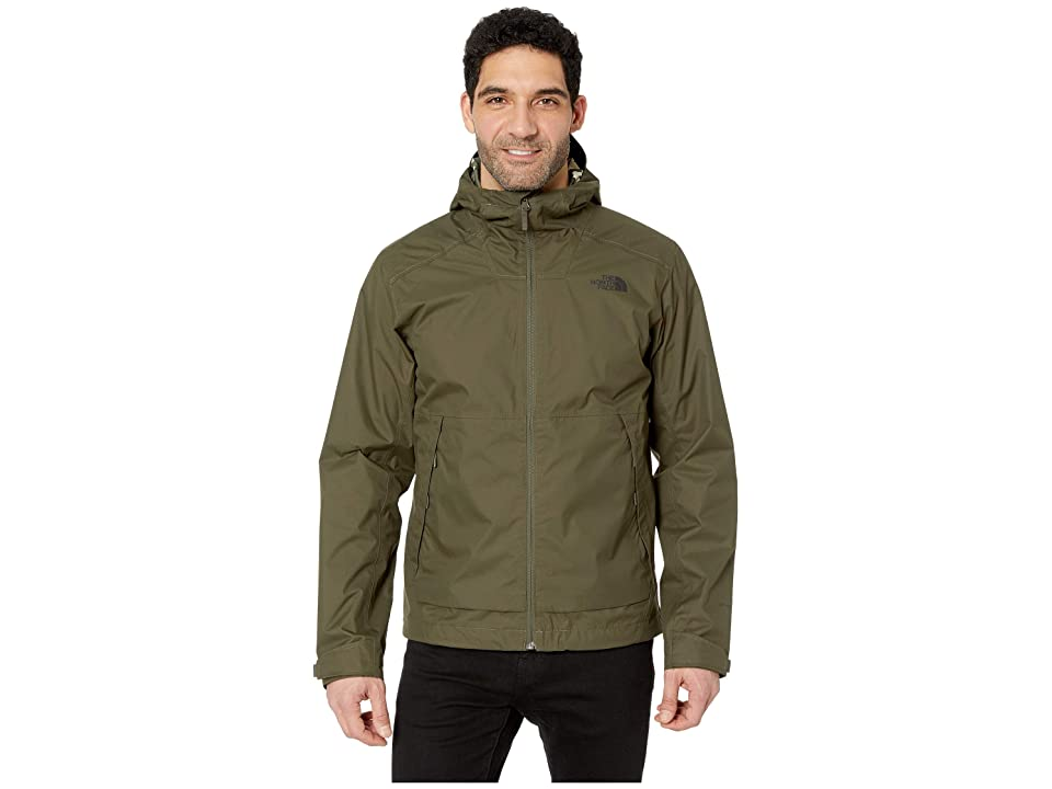 The North Face Millerton Jacket (New Taupe Green) Men