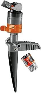 Gardena 38144 Silent Turbo Drive Sprinkler on Step Spike