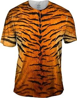 Yizzam- Tiger Skin -Tshirt- Mens Shirt