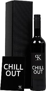 Chill Out Wein Geschenkset zum guten grillen, für eine Party mit Freunden oder als edles Geschenk für einen entspannten Abend zum Chillout riesling