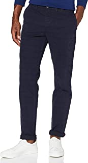 Tommy Hilfiger Tapered Pow Check Structure GMD Pantalons Homme
