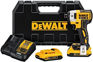Best dewalt dcf887d2 20v cordless impact driver Reviews
