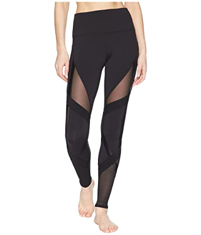 ALO High-Waist Bandage Leggings (Black) Women