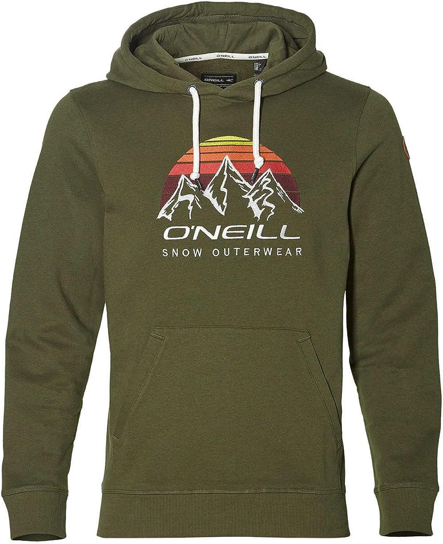 O'Neill Herren Mountain Logo Hoodie Sweatshirts