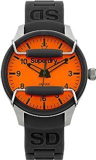 Superdy scuba reloj para Mujer Analógico de Cuarzo con brazalete de Goma SYL126O