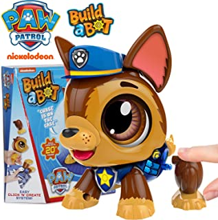 Paw Patrol Toys Chase Build a Bot Robots for Kids - Toys for Kids STEM Toys for Boys and Learning Toys for Girls Paw Patrol Educational Toys Make a Great Xmas Ages 3-10