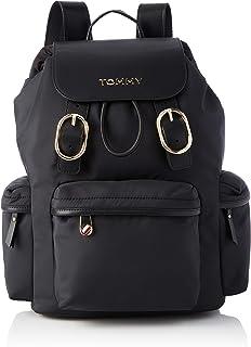 Tommy Hilfiger Damen Recycled Nylon Backpack Taschen, Einheitsgröße