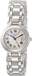 Longines PrimaLuna Silver Dial Stainless Steel Ladies Watch L81104716