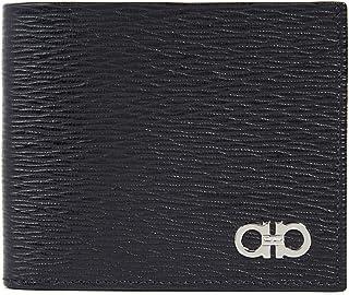 f2fd2db303c8 Salvatore Ferragamo Men's International Bifold Wallet with Contrast Interior