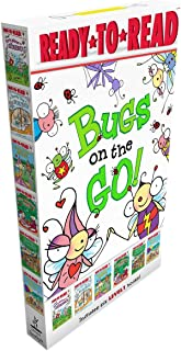 Bugs on the Go!: Springtime in Bugland!; A Snowy Day in Bugland!; Bitsy Bee Goes to School; Merry Christmas, Bugs!; Busy B...