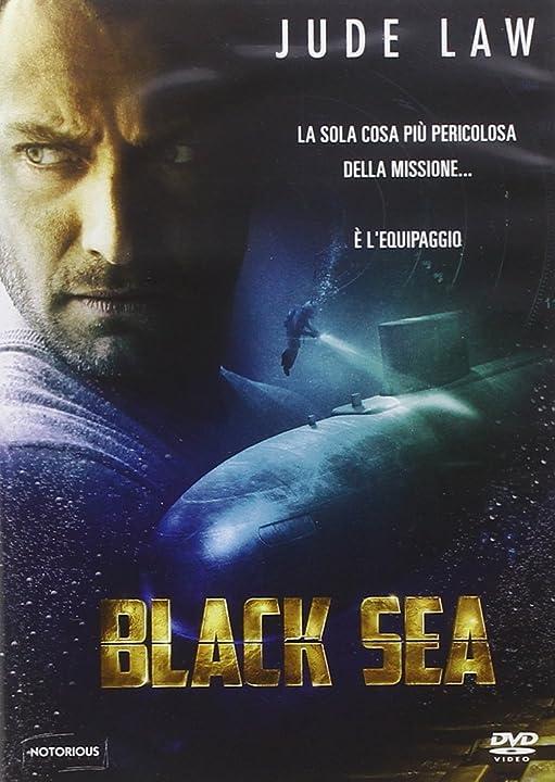 Film black sea -dvd- con jude law B011MP1BX6