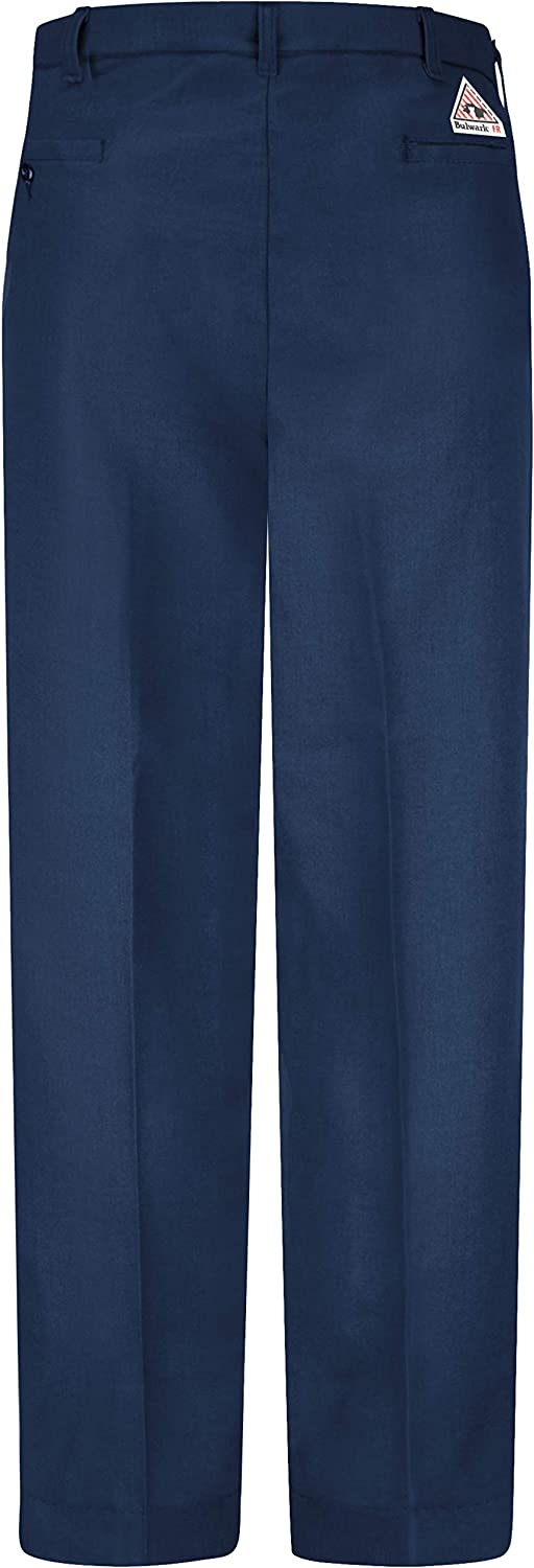 Bulwark Flame Resistant 6 Oz Nomex Iiia Mens Work Pant With Button Closure Clothing Amazon Com