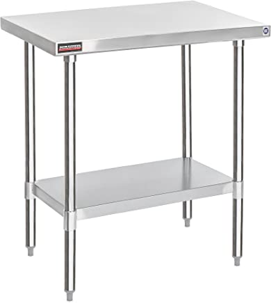 Used Stainless Steel Tables >> Amazon Com Used Commercial Worktables Workstations Restaurant