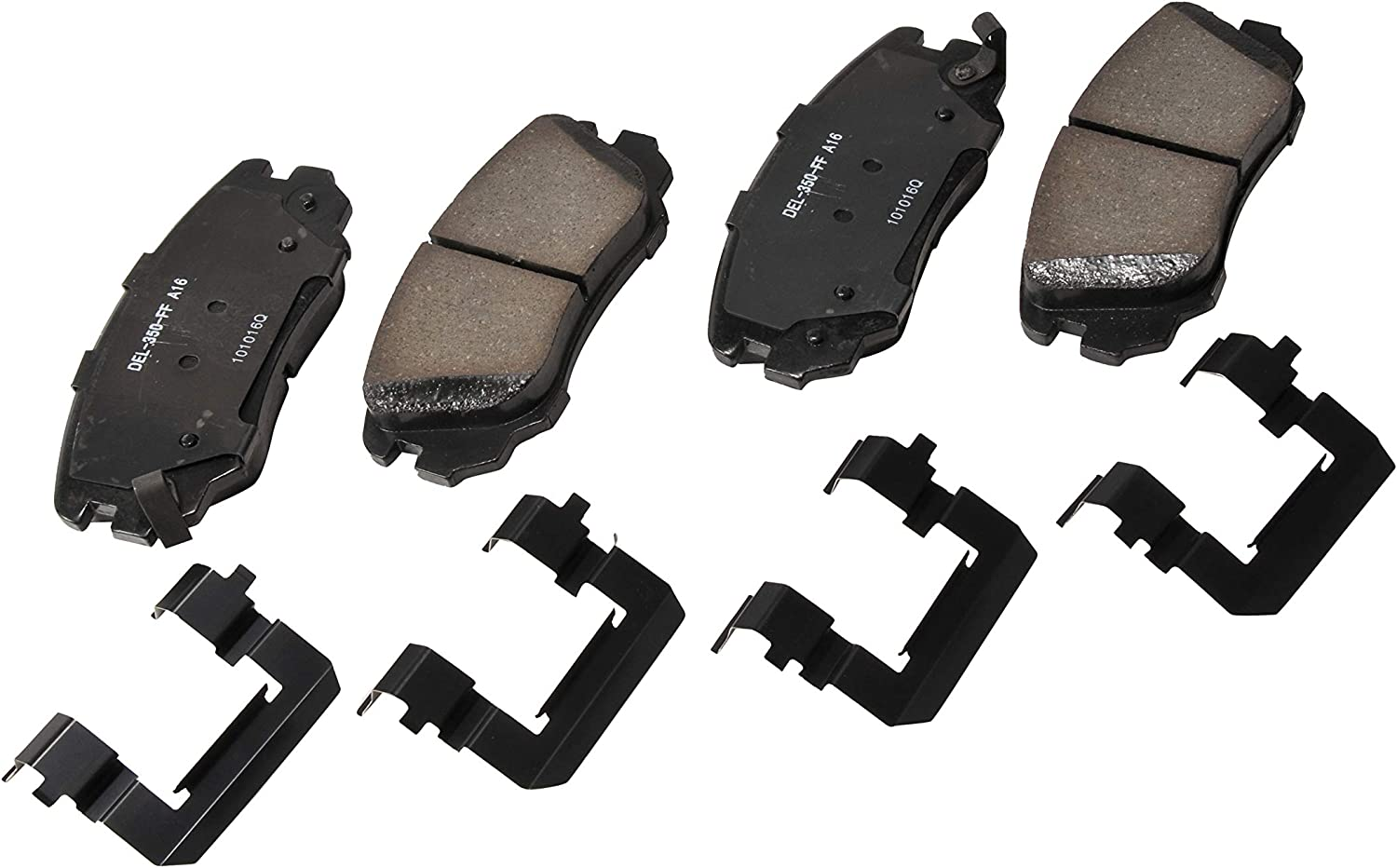 Sacramento Mall ACDelco Gold 17D1421CH Ceramic Front Brake Fixed price for sale Pad Set Disc