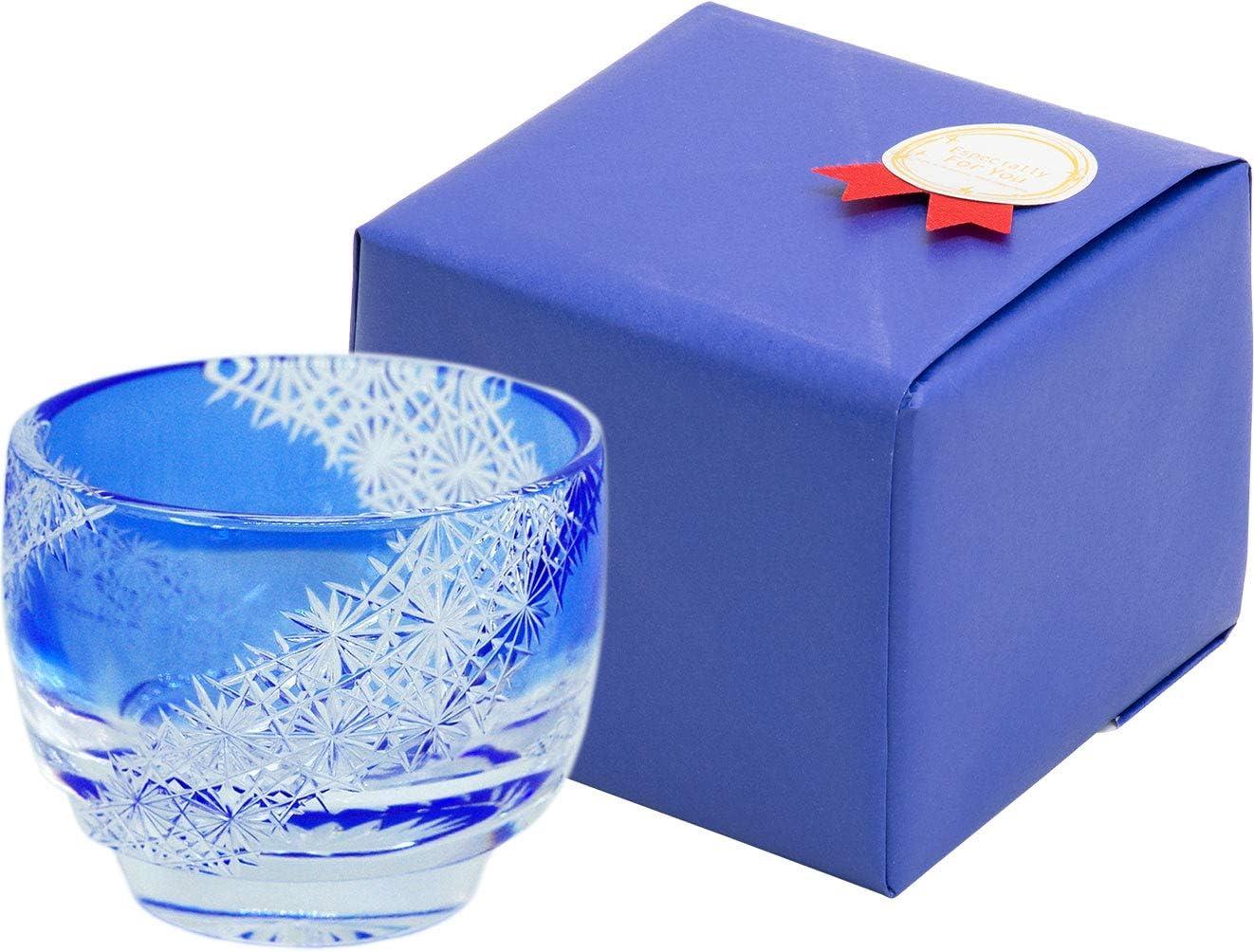 【Gift Memphis Mall Wrapped】 Ohba Glass lowest price Cut 江戸切
