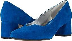 Royal Blue Suede