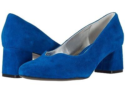 David Tate Creative (Royal Blue Suede) Women