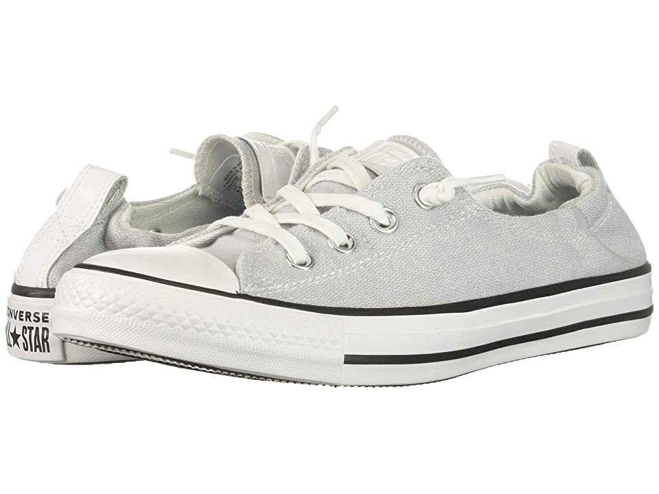 Converse Chuck Taylor(r) All Star(r) Shoreline Slip-On (White/White/Black) Women