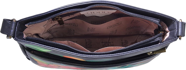 Anna by Anuschka Crossbody Bag