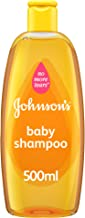 JOHNSON'S Baby, Baby Shampoo, 500ml