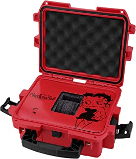Betty Boop 3 Slot Red Impact Dive/Collector Case