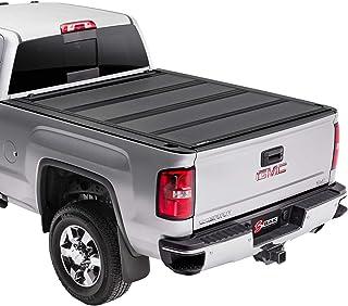 "BAK Industries BAKFlip MX4 Hard Folding Truck Bed Cover 448120 2014-18 GM Silverado, Sierra 5' 8"""