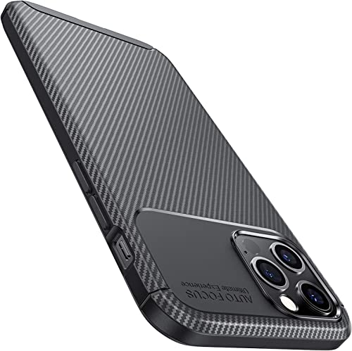 discount Shockproof Designed for iPhone 12 Pro Case/iPhone 12 Case, [Military Grade Drop Tested][Velvety Feel] [Anti-Scratches] AINOPE Non-Slip Matte Coating Full wholesale Covered Protective Phone Case 6.1 outlet sale 2020, Black sale