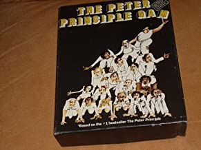 THE PETER PRINCIPLE GAME - 1973 Board Game based on the book 'The Peter Principle' whose goal is to keep from rising to your level of incompetence! Developed and designed by Antler Productions in association with Dr. Laurence J. Peter