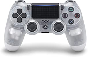 DualShock 4 Wireless Controller for PlayStation 4 - Crystal - Standard Edition