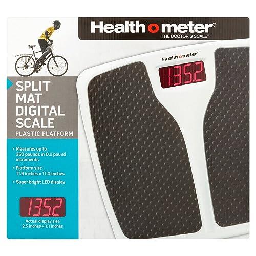 Health o Meter HDR743 Digital Bathroom Scale, 350 lb Capacity