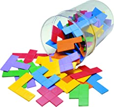 Learning Advantage 7735 Pentominoes, Grade: 1 to 8 (Pack of 72)